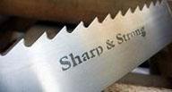 Narrow Bandsaw Blades 3 - SILICON - SAWS & PRESSES